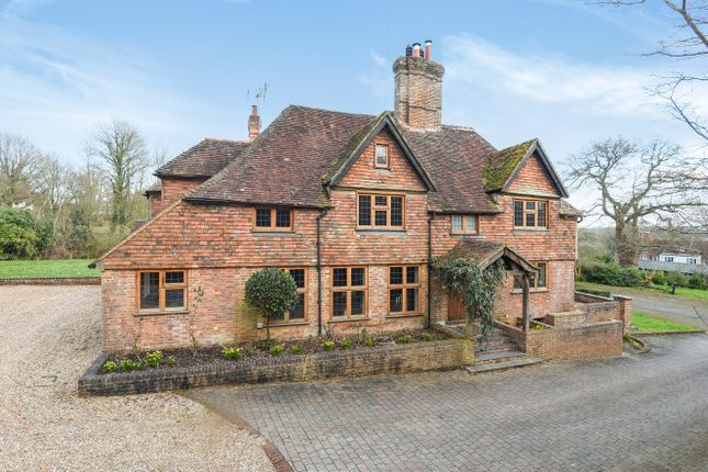 Thumbnail Detached house for sale in Horns Hill, Hawkhurst, Cranbrook