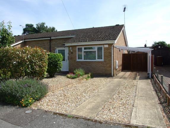 Thumbnail Bungalow for sale in Brandon, Lakenheath, Suffolk