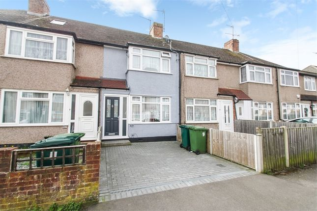 Thumbnail Terraced house for sale in Osborne Avenue, Staines-Upon-Thames, Surrey