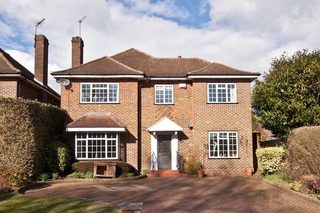 Thumbnail Detached house for sale in Cuckoo Hill Road, Pinner, Middlesex