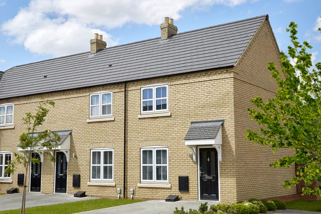 Thumbnail End terrace house for sale in Millfield Close, Gainsborough
