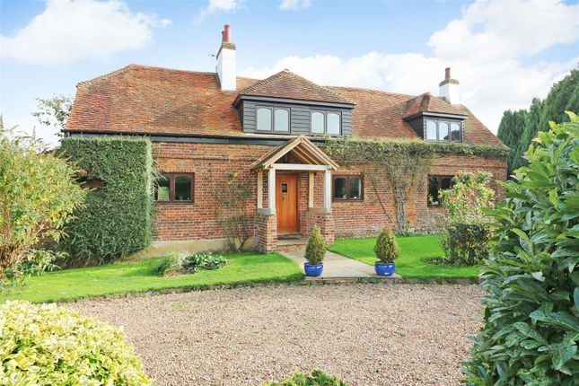 Thumbnail Detached house for sale in Marley Lane, Finglesham, Deal