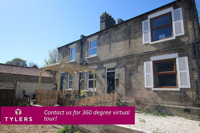 Thumbnail Terraced house for sale in La Grange Place, Exning, Newmarket