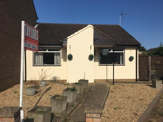 Thumbnail 2 bed bungalow for sale in Derwent Rise, Flitwick, Beds, Bedfordshire