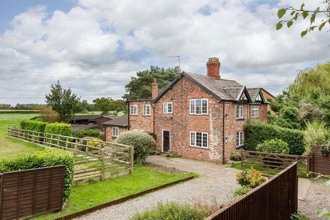Thumbnail Semi-detached house for sale in Smokehall Lane, Winsford