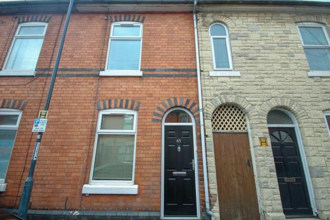 Thumbnail Property to rent in Manchester Street, Derby