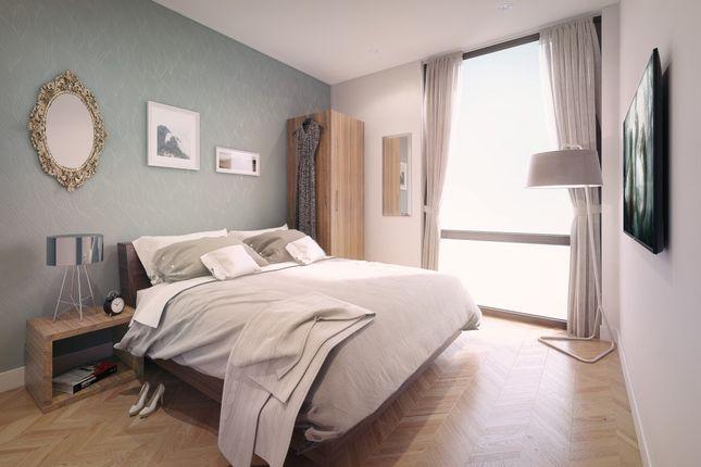 Bedroom of 30 Frederick Road, Salford M6