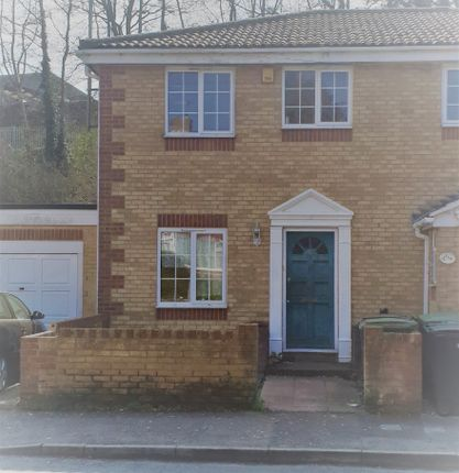 Thumbnail End terrace house to rent in Stonehouse Drive, St Leonards-On-Sea