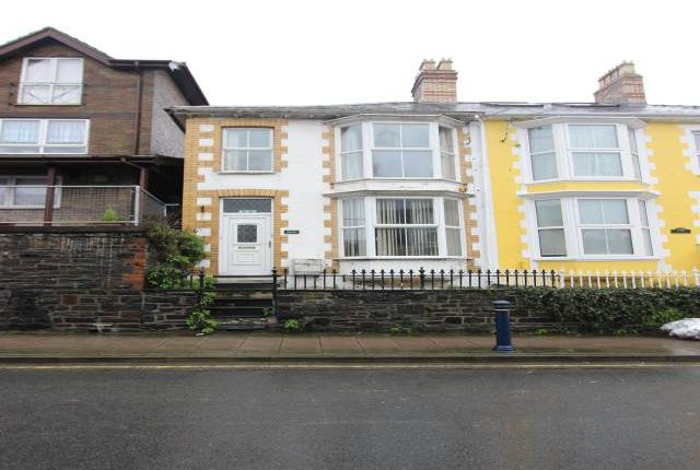 Thumbnail Town house to rent in Pentir, North Road, Aberystwyth
