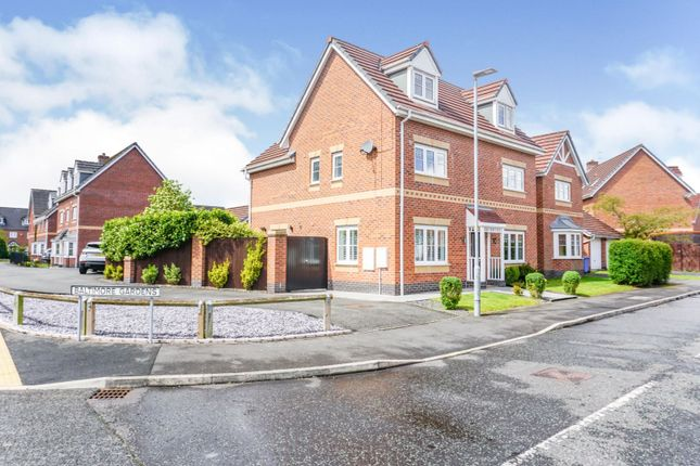 5 bed detached house for sale in Baltimore Gardens, Warrington WA5