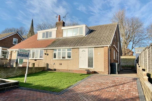 Thumbnail Bungalow for sale in Norman Close, Monk Bretton, Barnsley, South Yorkshire