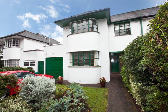 Thumbnail Semi-detached house to rent in Beresford Avenue, Twickenham