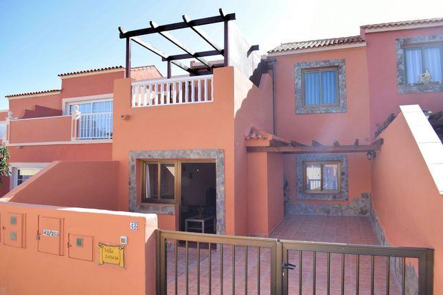 Thumbnail Town house for sale in Calle Virgen De Antigua, Caleta De Fuste, Antigua, Fuerteventura, Canary Islands, Spain