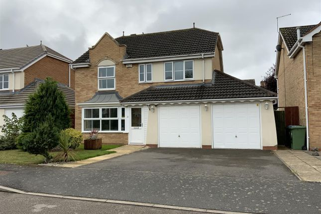 Thumbnail Detached house to rent in Alicia Close, Cawston, Rugby
