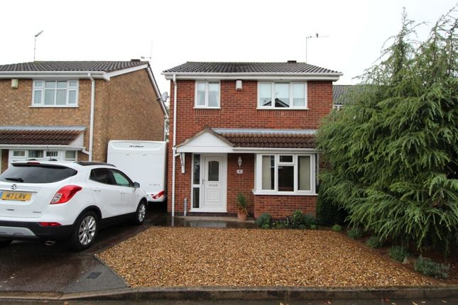 3 bed detached house for sale in Pawley Close, Whetstone, Leicester LE8