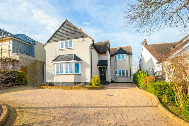 Thumbnail Detached house for sale in Hill Road, Theydon Bois, Theydon Bois