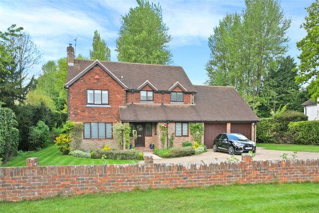 Thumbnail Detached house for sale in School Lane, Bentley, Farnham, Surrey