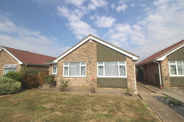 Thumbnail Detached bungalow for sale in Wordsworth Drive, Langney, Eastbourne