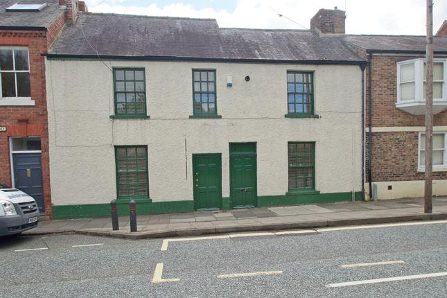 Thumbnail Terraced house to rent in Church Street Head, Durham