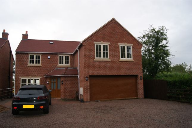 Thumbnail Detached house for sale in Thornton Lane, Markfield, Leicester