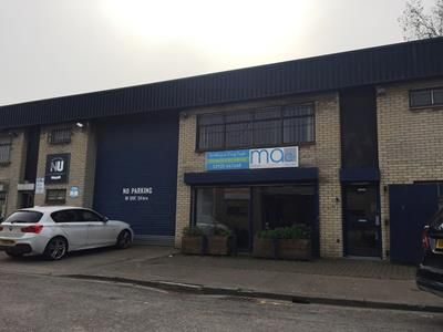 Thumbnail Light industrial to let in Unit 1 Anchor Industrial Estate, Dumballs Road, Cardiff