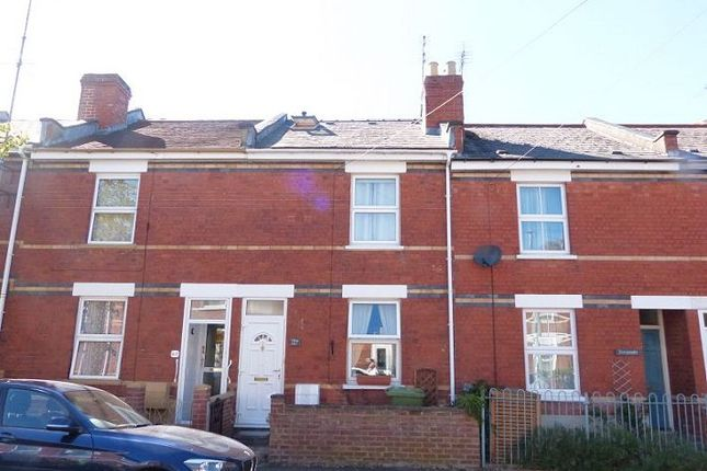 Thumbnail Terraced house to rent in Cleeve View Road, Cheltenham