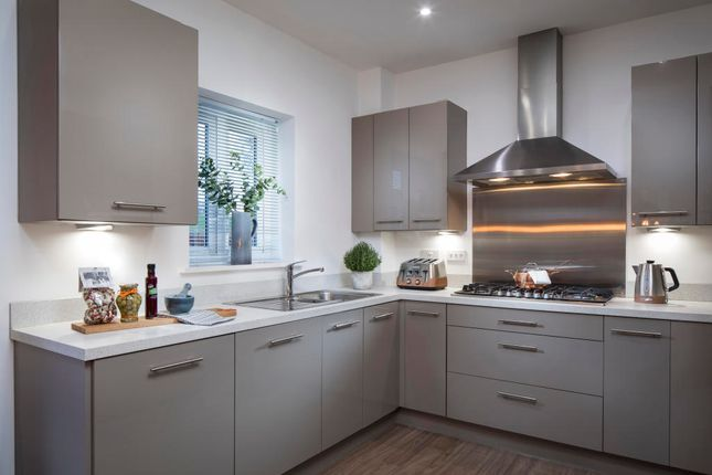 Thumbnail Flat for sale in Cranwell Road, Locking, Weston-Super-Mare