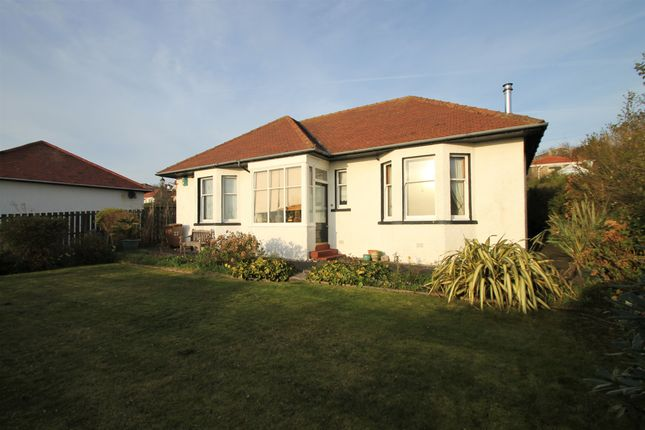 Thumbnail Detached bungalow for sale in Ardrossan Road, Seamill, West Kilbride, North Ayrshire