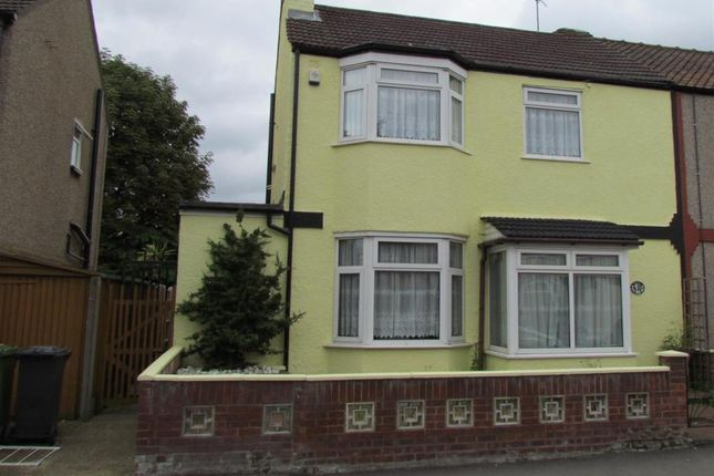 Thumbnail Detached house to rent in Heath Road, Chadwell Heath