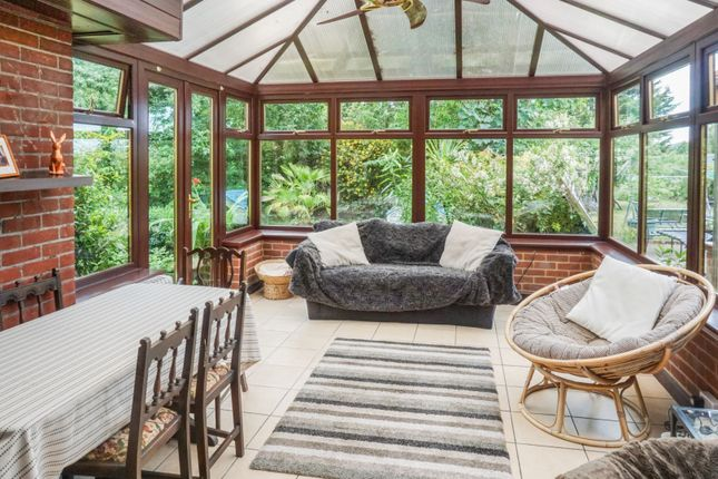 Conservatory of Lushington Hill, Wootton Bridge PO33