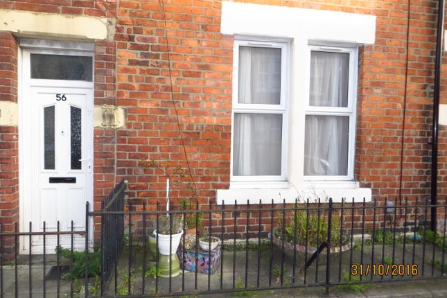 3 bed flat to rent in Tamworth Road, Arthurs Hill, Newcastle Upon Tyne NE4