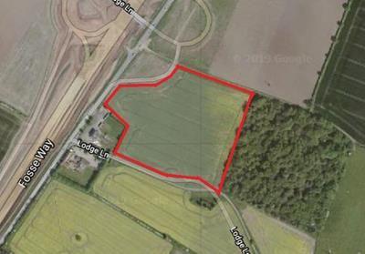 Photo of Agricultural Land For Sale, Fusse Road, Screveton, Nottinghamshire NG13