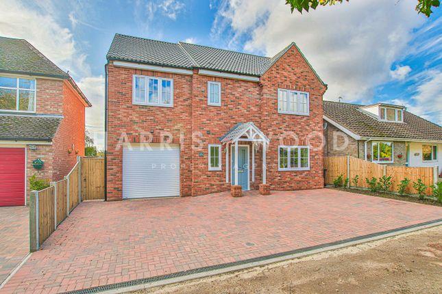 Thumbnail Detached house for sale in Ellis Road, Bradfield, Manningtree