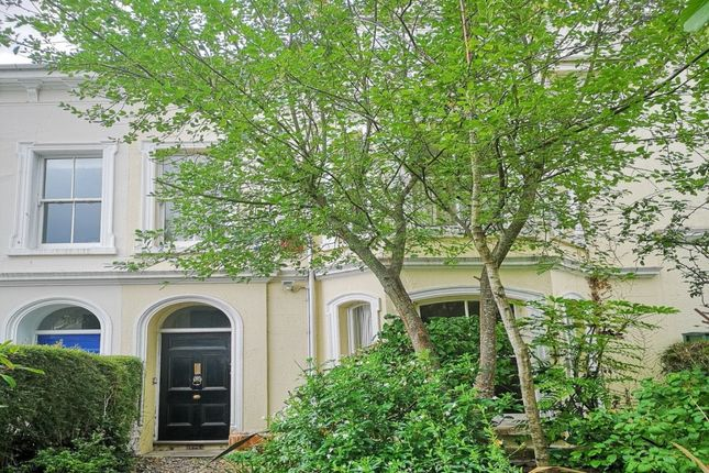 Thumbnail Terraced house to rent in Stuart Road, Plymouth
