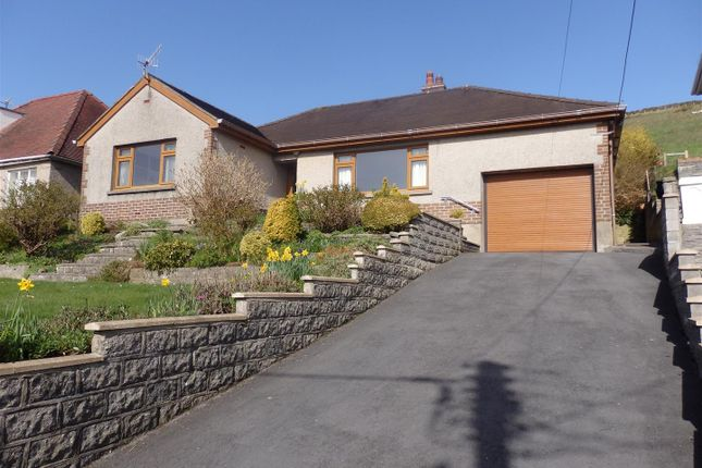 Thumbnail Detached bungalow for sale in Gwscwm Road, Burry Port