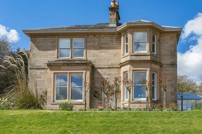 Thumbnail Flat for sale in Top Floor Flat, Wilderbank House, Kirkbrae, Galashiels