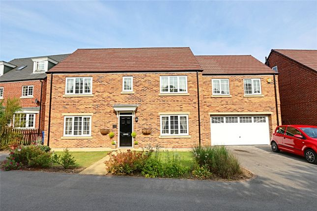 Thumbnail Detached house for sale in Aspen Way, Beverley, East Yorkshire