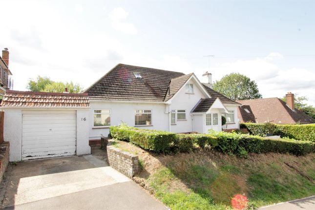 Thumbnail Detached bungalow for sale in Hillfield Road, Hemel Hempstead
