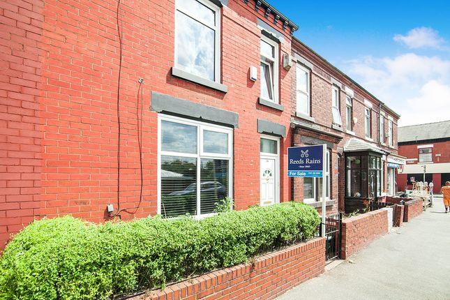 Thumbnail Terraced house for sale in Chapman Street, Gorton, Manchester