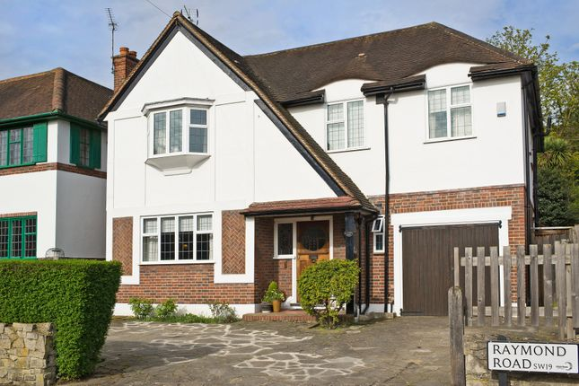 Thumbnail Detached house for sale in Raymond Road, Wimbledon Village, Wimbledon