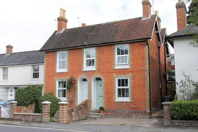 Thumbnail Terraced house to rent in High Seat Copse, High Street, Billingshurst
