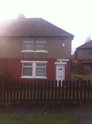 Thumbnail Semi-detached house to rent in Charteris Road, Bradford 8
