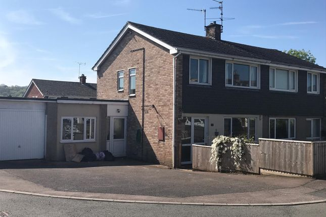 Thumbnail Property to rent in Whitehill Close, Monmouth