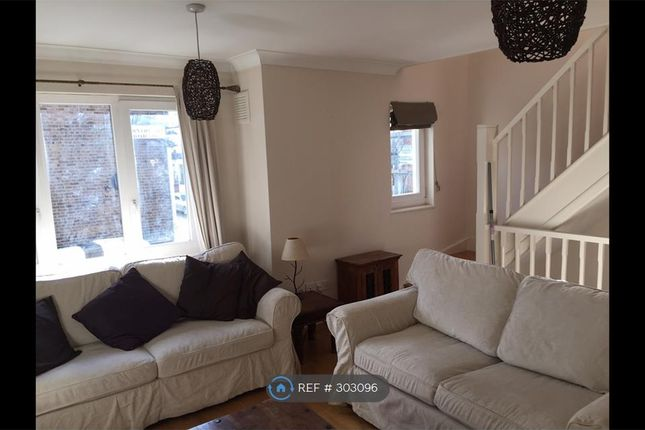 Thumbnail Semi-detached house to rent in Burnthwaite Road, London