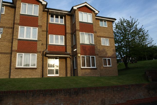 Thumbnail Flat to rent in Chilham Close, Chatham