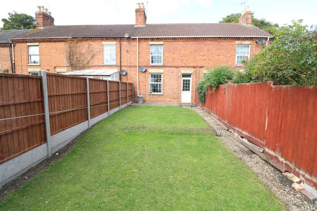 Thumbnail Terraced house for sale in Co-Operative Row, Rushden