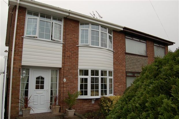 Thumbnail Property to rent in Christines Crescent, Burscough, Ormskirk