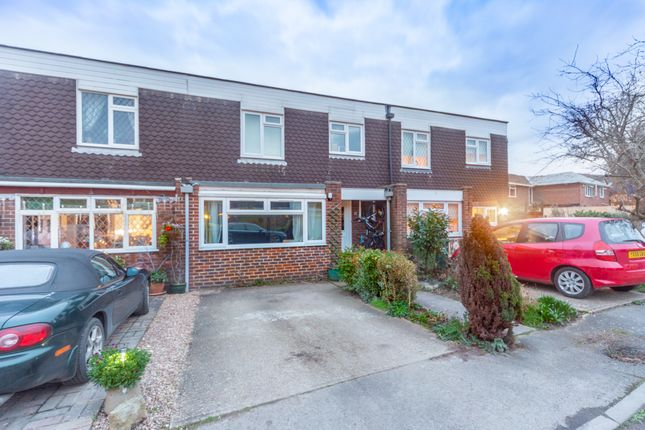 Terraced house for sale in The Mallards, Staines-Upon-Thames, Surrey