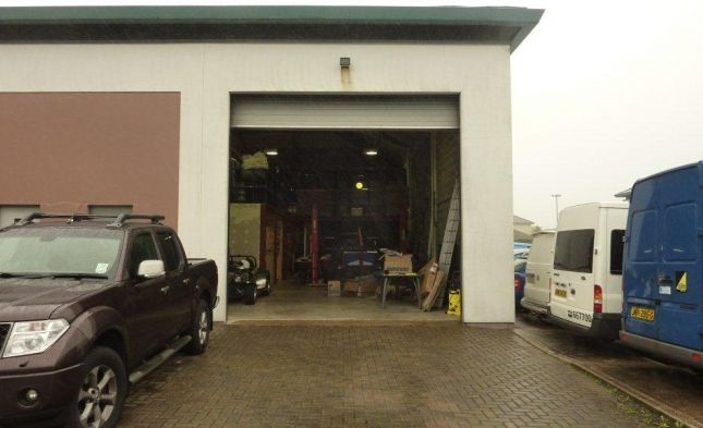 Thumbnail Industrial for sale in Isle Of Man Business Park, Cooil Road
