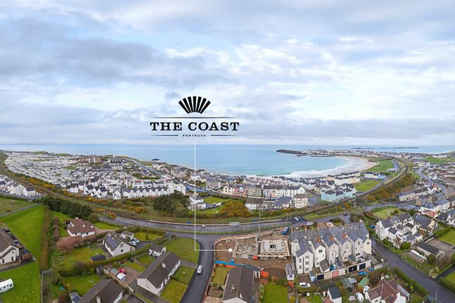 Thumbnail Property for sale in Site 3, The Coast, Portrush